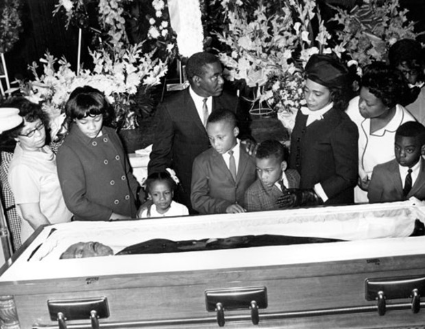 MLK Jr. Assasinated