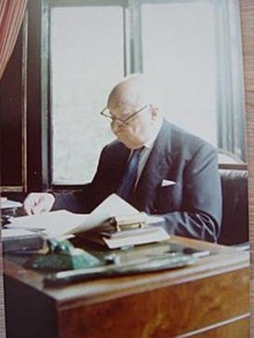 James Cyriax. (1904-1985)