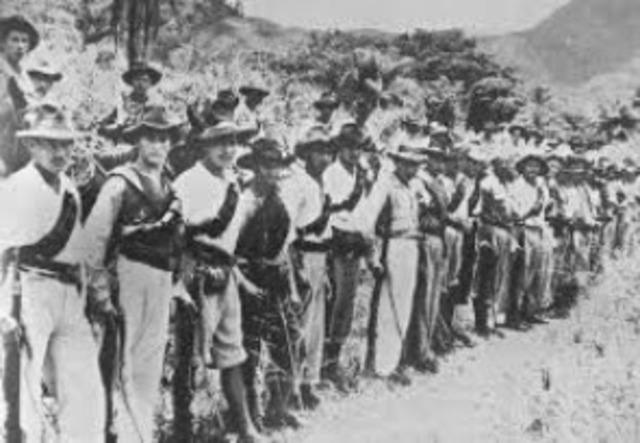 MOMENTOS IMPORTANTES EN COLOMBIA (Desplazamiento)