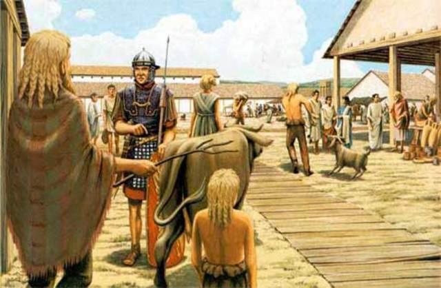 Primeros Impuestos del Imperio Romano (27 a.C - 476 d.C)