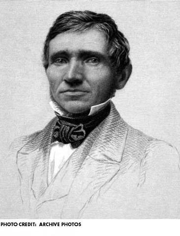 Charles Goodyear inventa la vulcanización del caucho.