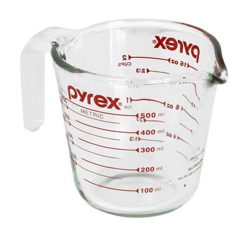Pyrex, un cristal con un coeficiente de expansión a muy baja temperatura.