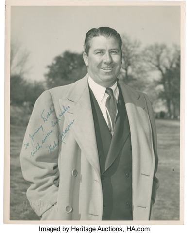 Fred Corcoran became the director of the PGA