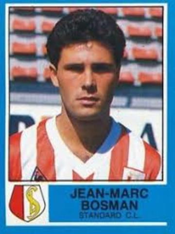 Jean-Marc Bosman changed European football