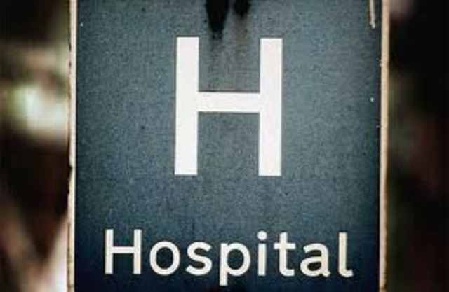 First time visiting the Hospital