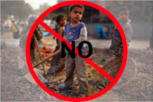 Se extiende ley de trabajo infantil.