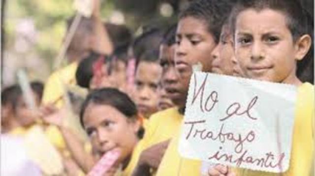 Reforma de ley de trabajo infantil