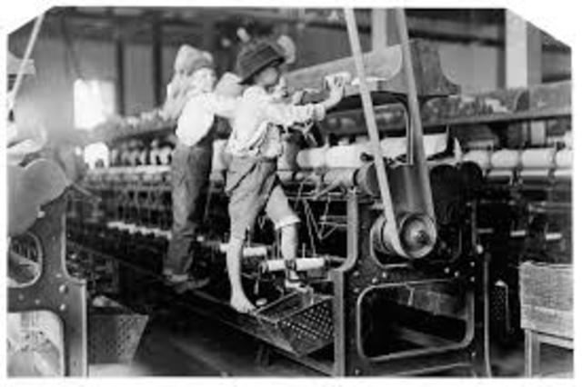 Aprobación de ley trabajo infantil España