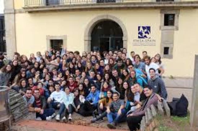 Creacion de la Confederación Internacional de Estudiantes