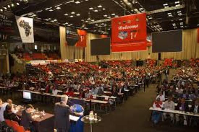 Primer Congresos Mundiales de la Juventud Ginebra