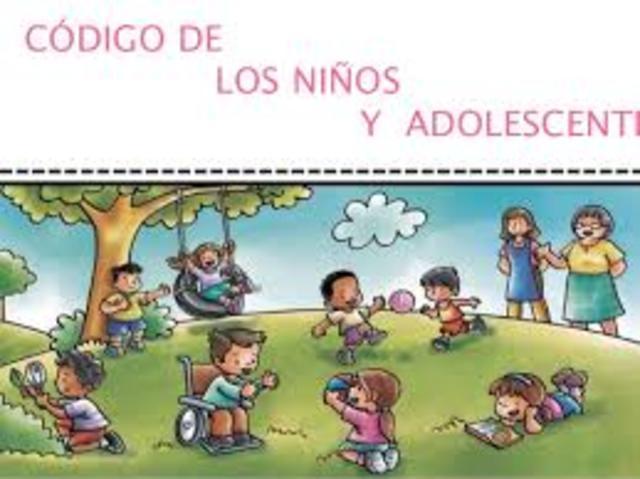 Código de niños y adolescentes Perú