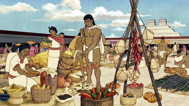 Fundación de Tenochtitlán y la mercadotecnia