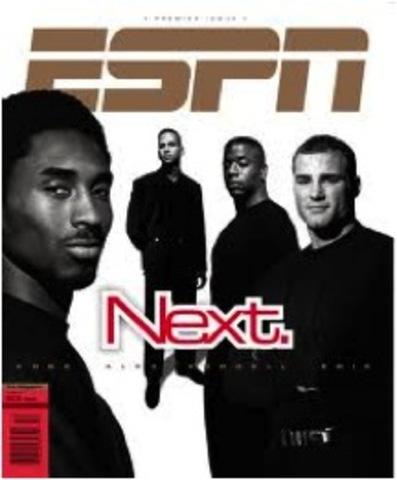 ESPN The Magazine Launches