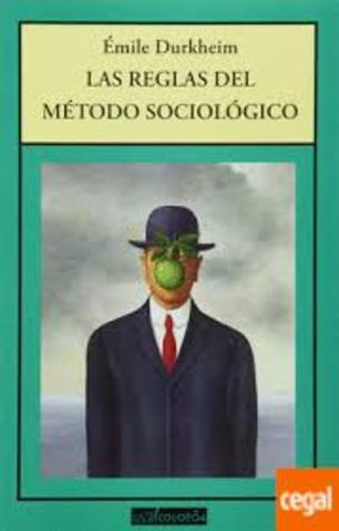 Las reglas del metodo Sociológico