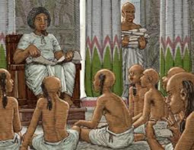 Los niños en la antigüedad, Ejipto