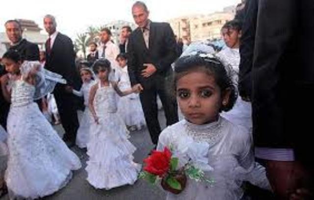Matrimonio infantil en el siglo XIII