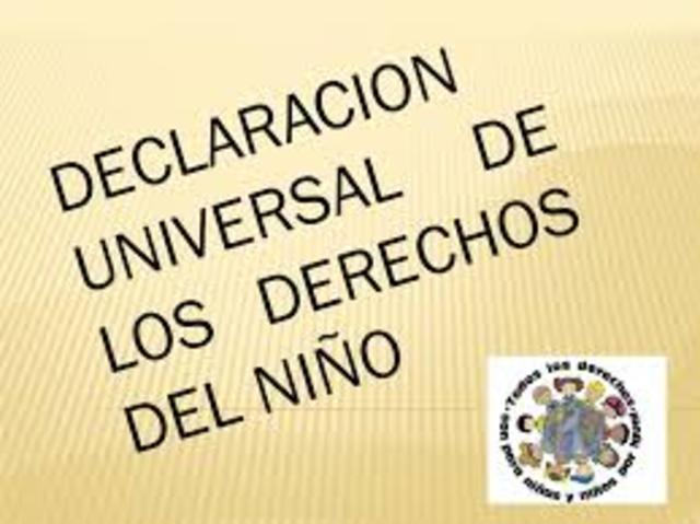 Declaración de derechos de niños niñas y adolescentes