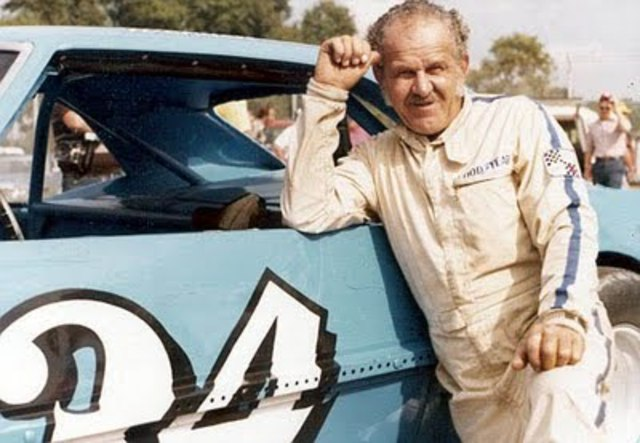 Wendell Scott first African-American to win premier division NASCAR race