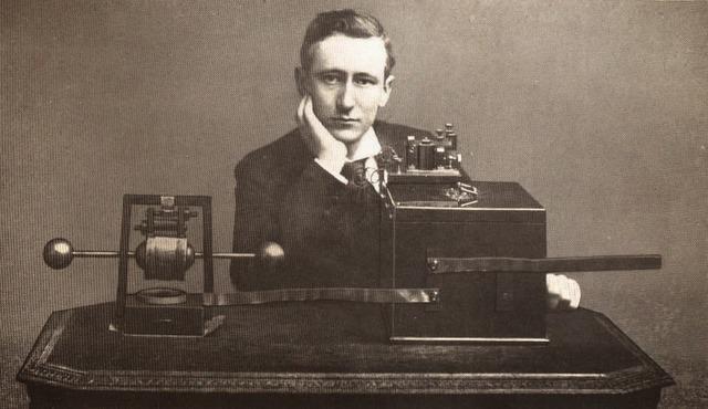 Guillermo Marconi y la Radio