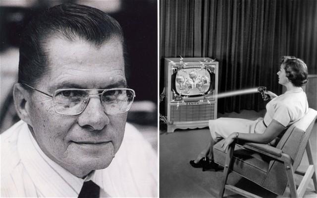 Eugene Polley y el Control Remoto
