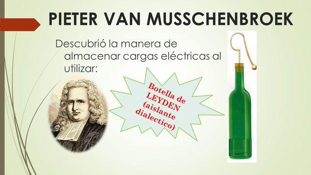 Pieter van Musschenbrock