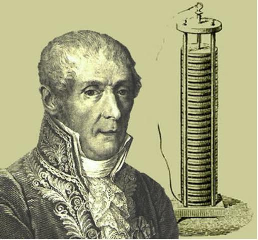 Alessandro Giuseppe Volta