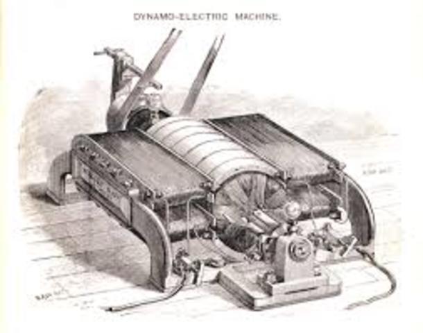 Werner Siemens y  Charles Wheatstone