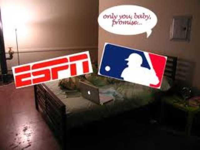 ESPN and the MLB