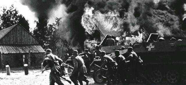 invasión a Polonia.