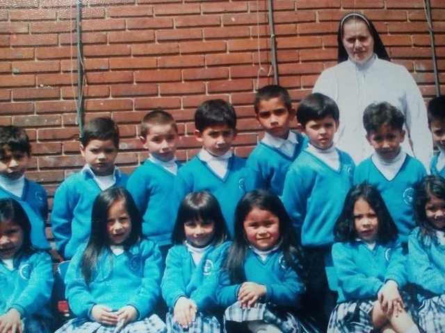 Amigos Colegio Espíritu Santo. Grado Transición