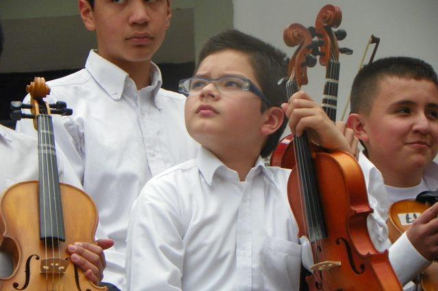 Primer Concierto de Violín