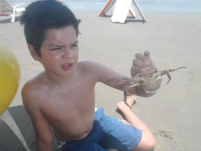 Visitando las playas de Cartagena