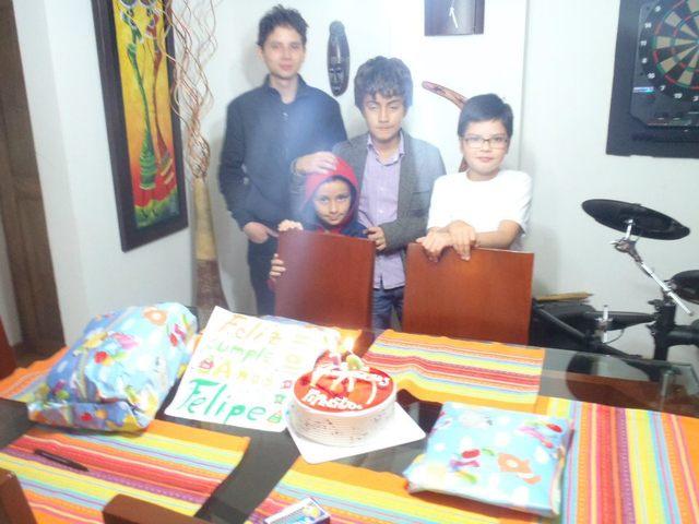 Mi cumpleaños No 10