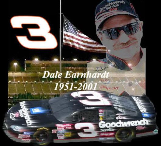 Daytona 500 - The Death of Dale Earnhardt