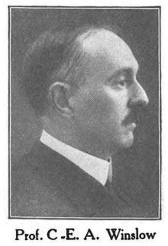 DEFINICION DE SALUD PUBLICA POR C.E.A. WINSLOW
