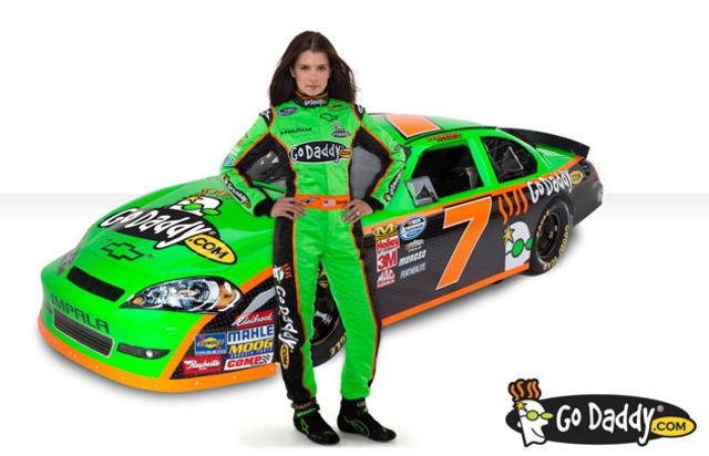 Danica Patrick Moves to NASCAR
