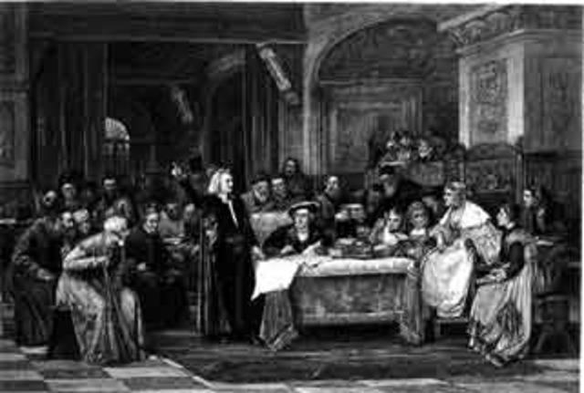 Christopher Columbus-Third Voyage