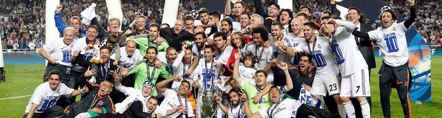 """Two Words """"Real Madrid"""""""