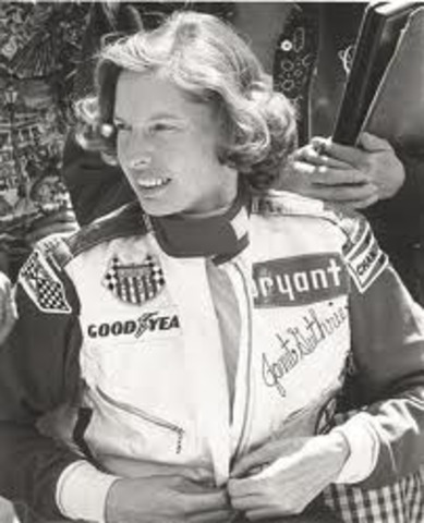 First Female Driver Qualifies