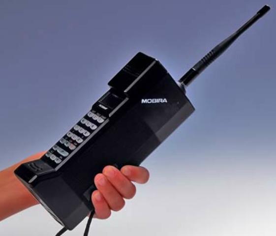 Primera generacion de comunicaciones moviles