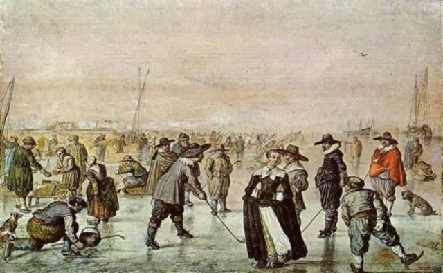 The Early Development of Ice Hockey