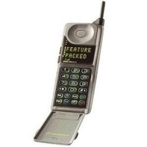 Motorola incorpora la MicroTAC