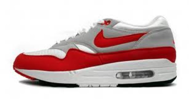 Two New Shoes Introduced (Nike Air)