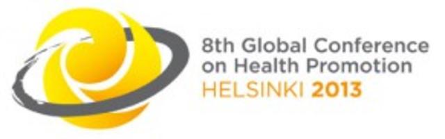 VIII Conferencia Mundial de Promoción de la Salud, Helsinki, Finlandia, del 10 al 14 junio 2013
