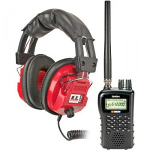 Two-Way Radios Used for the First Time in NASCAR