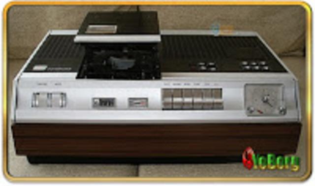 """Formato """"VCR"""" de Philips:"""