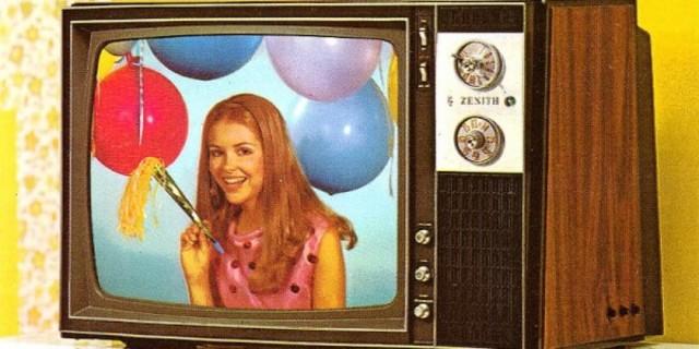 Television a color en colombia