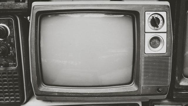 Televisión blanco y negro