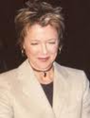 Annette Bening, actress was born in Topeka, KS.