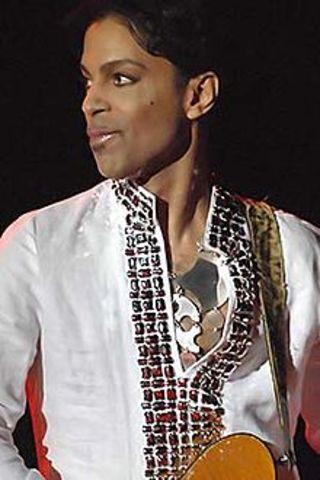 Prince Rogers Nelson was born in Minneapolis, Minn.